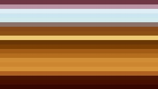 Blue and Brown Horizontal Striped Background Vector Art
