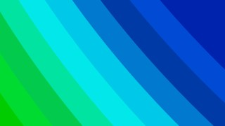 Blue and Green Diagonal Stripes Background Illustration