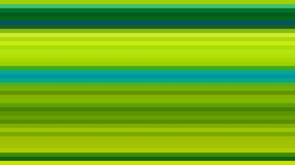 Blue and Green Horizontal Stripes Background Vector Graphic