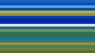 Blue and Green Horizontal Striped Background Vector Image