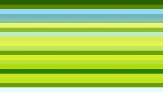 Blue and Green Horizontal Striped Background Vector