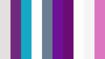 Blue and Purple Vertical Stripes Background