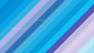 Blue and Purple Diagonal Stripes Background