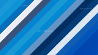 Blue and White Diagonal Stripes Background Design