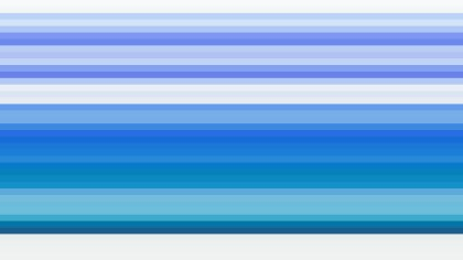 Blue and White Horizontal Stripes Background