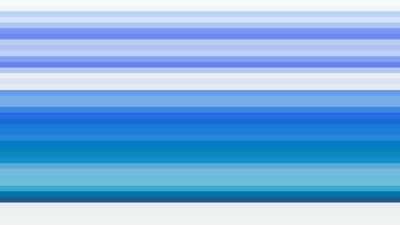 Blue and White Horizontal Stripes Background
