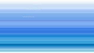 Blue and White Horizontal Stripes Background Vector Illustration