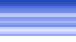 Blue and White Horizontal Striped Background Illustration
