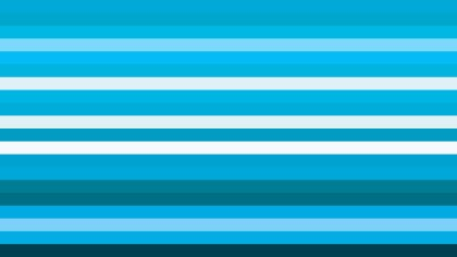 Blue and White Horizontal Striped Background Image
