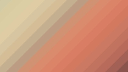 Brown Diagonal Stripes Background Vector Image