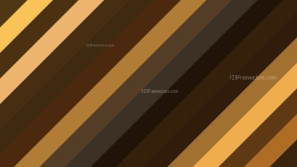 Brown Diagonal Stripes Background Illustrator