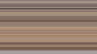Brown Horizontal Stripes Background
