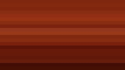 Brown Horizontal Striped Background Vector