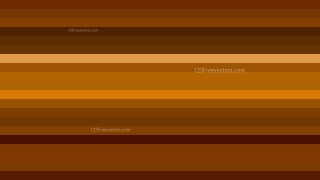 Brown Horizontal Striped Background Vector Art