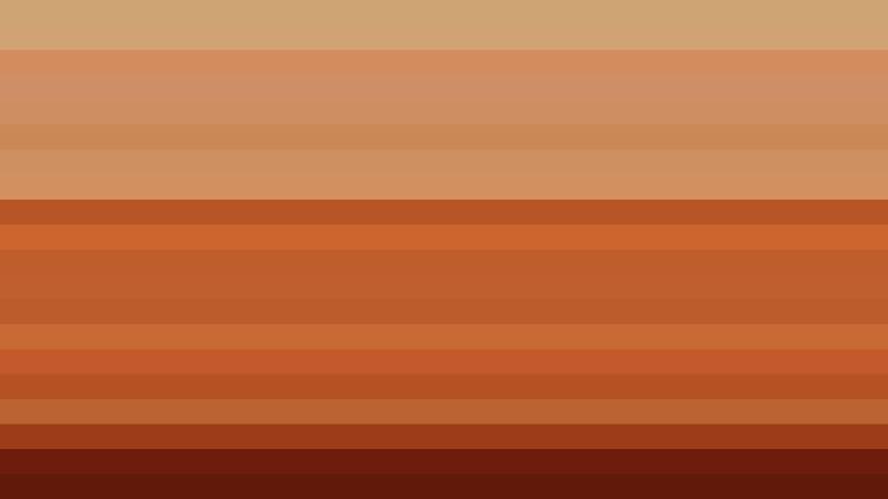 Brown Horizontal Striped Background
