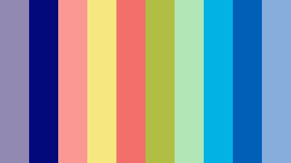 Colorful Vertical Stripes Background Graphic