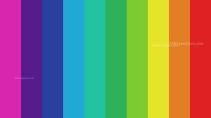 Colorful Vertical Stripes Background Illustrator