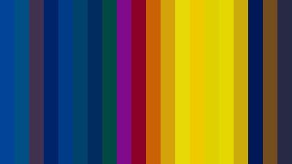 Colorful Striped background Design