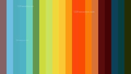 Colorful Striped background Illustrator