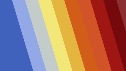 Colorful Diagonal Stripes Background