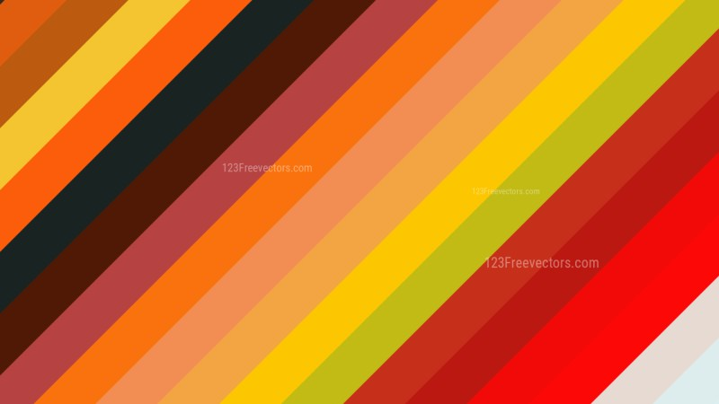 Colorful Diagonal Stripes Background Image