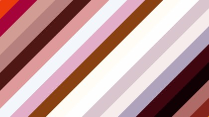 Colorful Diagonal Stripes Background Graphic