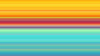 Colorful Horizontal Stripes Background Image