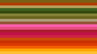 Colorful Horizontal Striped Background Vector Image