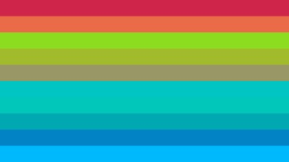 Colorful Stripes Background Illustration