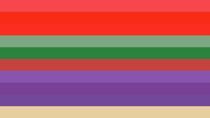 Colorful Stripes Background Vector Graphic