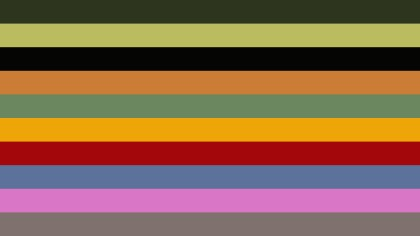 Colorful Stripes Background