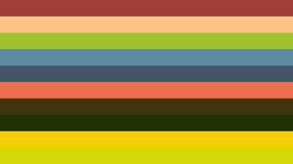 Colorful Stripes Background Vector Illustration