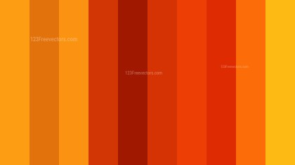 Red and Orange Vertical Stripes Background