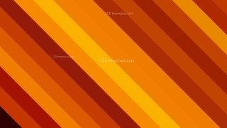 Red and Orange Diagonal Stripes Background