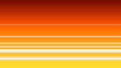 Red and Orange Horizontal Stripes Background Vector