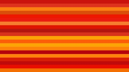Red and Orange Horizontal Striped Background Graphic