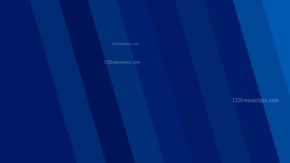 Dark Blue Diagonal Stripes Background Design