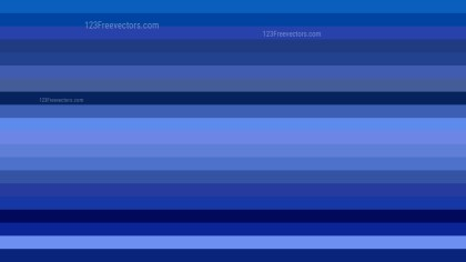 Dark Blue Horizontal Striped Background Illustrator