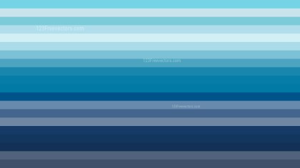 Dark Blue Horizontal Striped Background