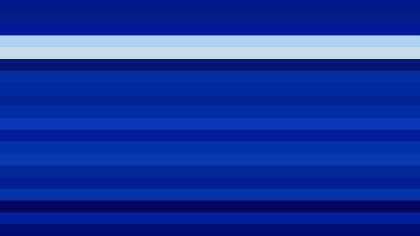 Dark Blue Horizontal Striped Background Vector
