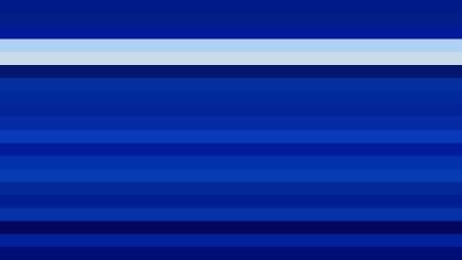 Dark Blue Horizontal Striped Background Vector