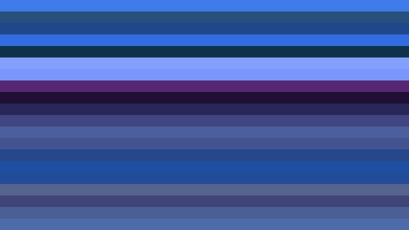 Dark Blue Horizontal Striped Background Vector Art