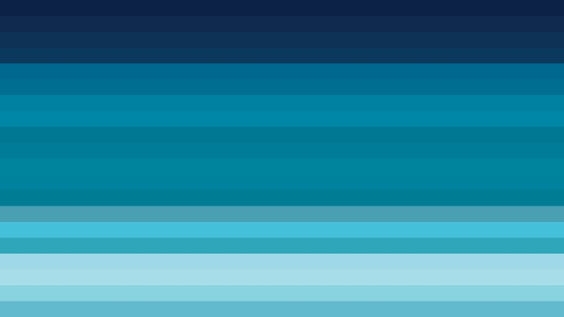 Dark Blue Horizontal Striped Background