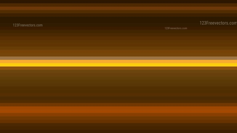 Dark Brown Horizontal Stripes Background