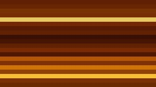 Dark Orange Horizontal Striped Background