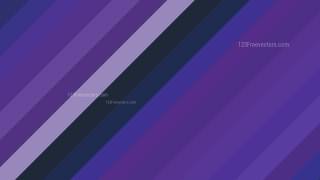 Dark Purple Diagonal Stripes Background Vector