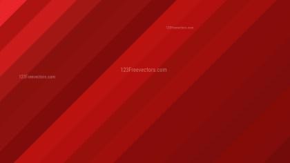 Dark Red Diagonal Stripes Background Vector Illustration