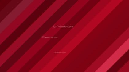 Dark Red Diagonal Stripes Background