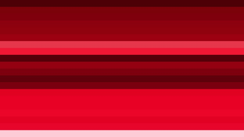 Dark Red Horizontal Striped Background