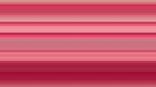 Folly Pink Horizontal Stripes Background Vector Image
